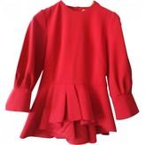 Leitmotiv Leit Motiv Red Top for Women