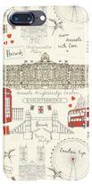Harrods London Sketch iPhone 7 Plus Case