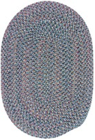"""Colonial Mills Woolux Braided Oval 96"""" x120"""" Rug"""