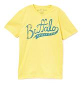 Buffalo David Bitton Super Lemon Heather 'Buffalo' Piña Tee - Boys