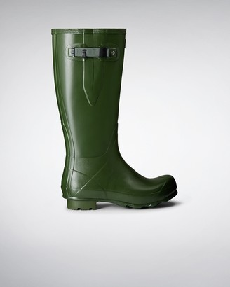 Hunter Men's Norris Field Side Adjustable Rain Boots