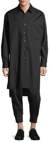 Y-3 Yohji Long Pocket Shirt
