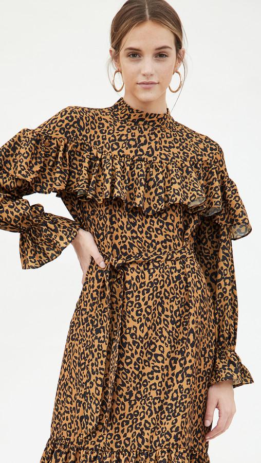 OPT Kaelyn Dress