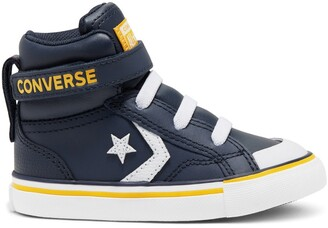 Converse Kids Pro Blaze Strap Twisted Leather Trainers