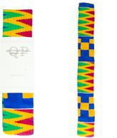 Kente Cloth Kwani Tie