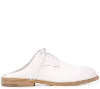 Marsèll lace-up mule shoes