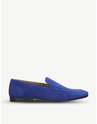 Kurt Geiger London Palermo suede loafers