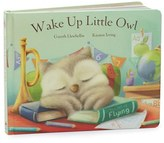 Jellycat Infant 'Wake Up Little Owl' Board Book