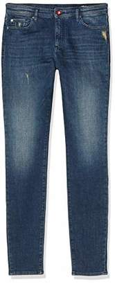 Armani Exchange Women's Superskinny Skinny Jeans,(Size: 25)