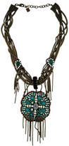Dannijo Fringe Necklace