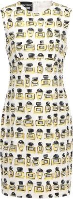 Moschino Printed Woven Dress