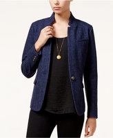 Maison Jules One-Button Blazer, Only at Macy's