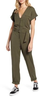 LIRA Libby Zip Front Jumpsuit
