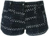 Andrea Bogosian - tweed shorts - women - Acrylic/Polyester/Wool - P