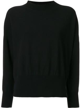 Pleats Please Issey Miyake Kanko loose-fit jumper