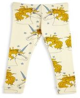 Mini Rodini Baby's, Toddler's & Little Girl's Isola Bella Unicorn Star Leggings
