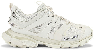 Balenciaga Track Sneakers in White | FWRD