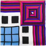 Diane von Furstenberg Newton Wesley square scarf