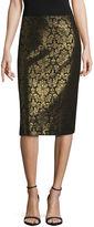 WORTHINGTON Worthington Woven Full Skirt