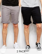 Bellfield Chino Short Pack