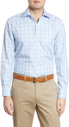Peter Millar Sanford Grand Classic Fit Plaid Button-Up Shirt
