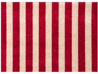 Pottery Barn Miramonte Indoor/Outdoor Washable Mat - Red