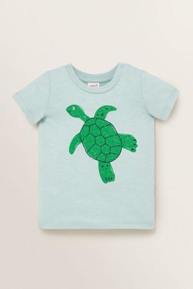 Seed Heritage Turtle Print Tee