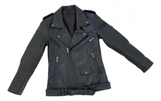 BLK DNM Black Leather Jackets