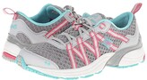 Ryka Hydro Sport SLP (Silver Cloud/Cool Mist Grey/Winter Blue/Hot Pink) Women's Shoes