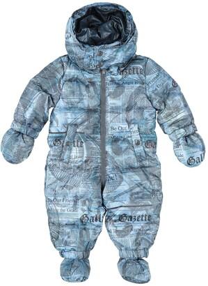 John Galliano Snow Wear