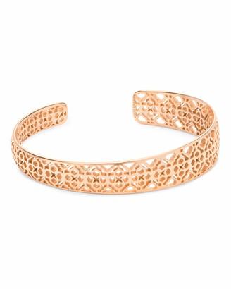 Kendra Scott Uma Cuff Bracelet 14k Rose Gold-Plated