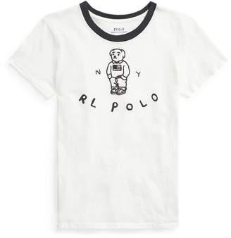Ralph Lauren Polo Bear Jersey Tee