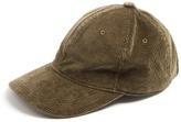 Junya Watanabe Cotton-corduroy baseball cap