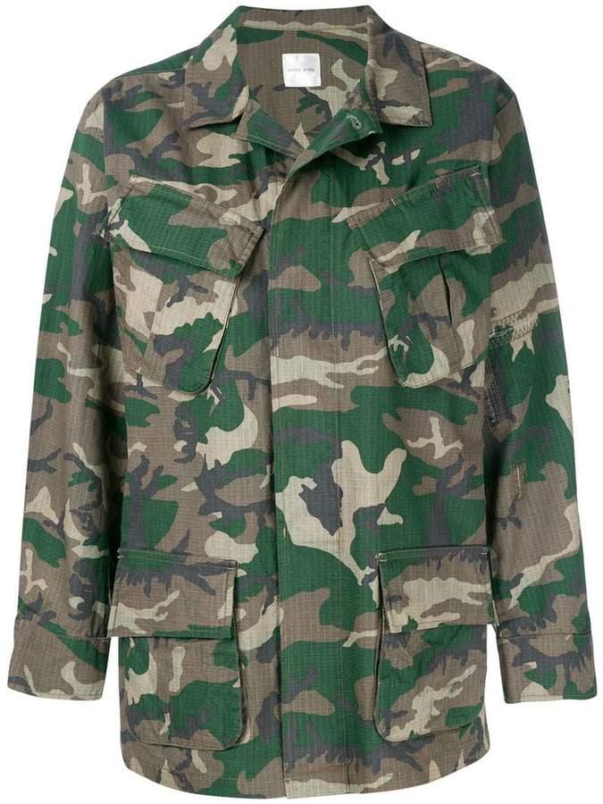 Anine Bing Leandra military jacket