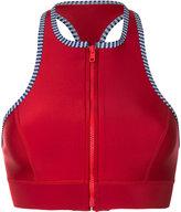 Duskii - Iao Valley bikini top - women - Neoprene - 8