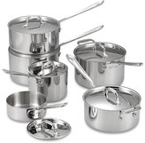 All-Clad Stainless Steel Saucepans