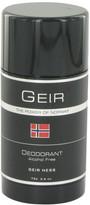 Geir Ness Geir Deodorant Stick for Men (2.6 oz/76 ml)
