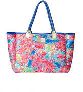 Lilly Pulitzer Neoprene Tote Bag