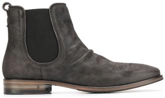 John Varvatos Elasticated Side Panel Boots