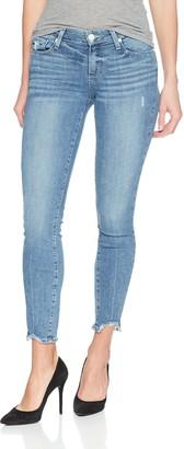 Paige Women's Verugo Ankle w/Fashion Hem
