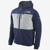Nike Championship Drive Fleece Full-Zip (NFL Seahawks) Men's Hoodie