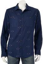 Men's Urban Pipeline® Patterned Flannel Button-Down Shirt