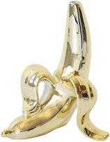 Jonathan Adler Banana Bud Vase, Gold - Gold