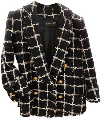 Balmain Multicolour Cotton Jackets