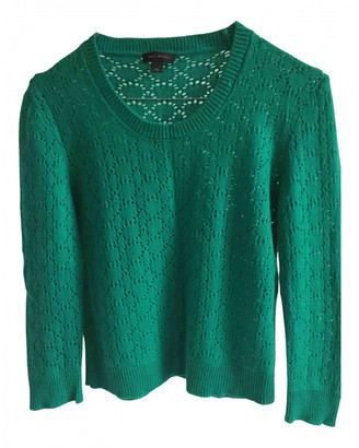 Marc Jacobs Green Cashmere Knitwear