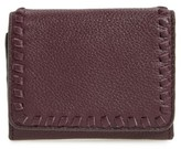 Rebecca Minkoff Women's Mini Vanity Leather Wallet - Red