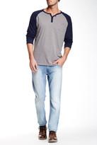 Hudson Blake Slim Straight Leg Jean