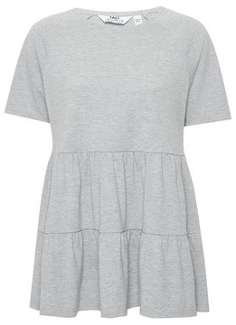 Dorothy Perkins Womens Dp Tall Grey Smock T