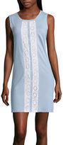 Asstd National Brand Pacifica Knit Nightshirt