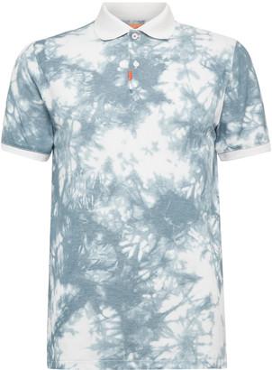 Nike Tie-Dyed Dri-Fit Polo Shirt